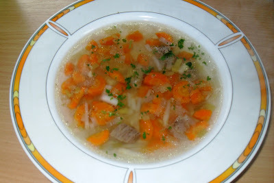 rindfleischsuppe oma