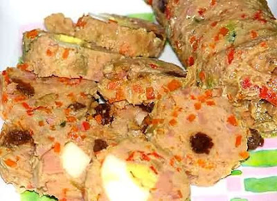 Embutido Recipe - Making at Home : Popular in Ph
