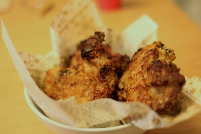 oven baked southern fried chicken