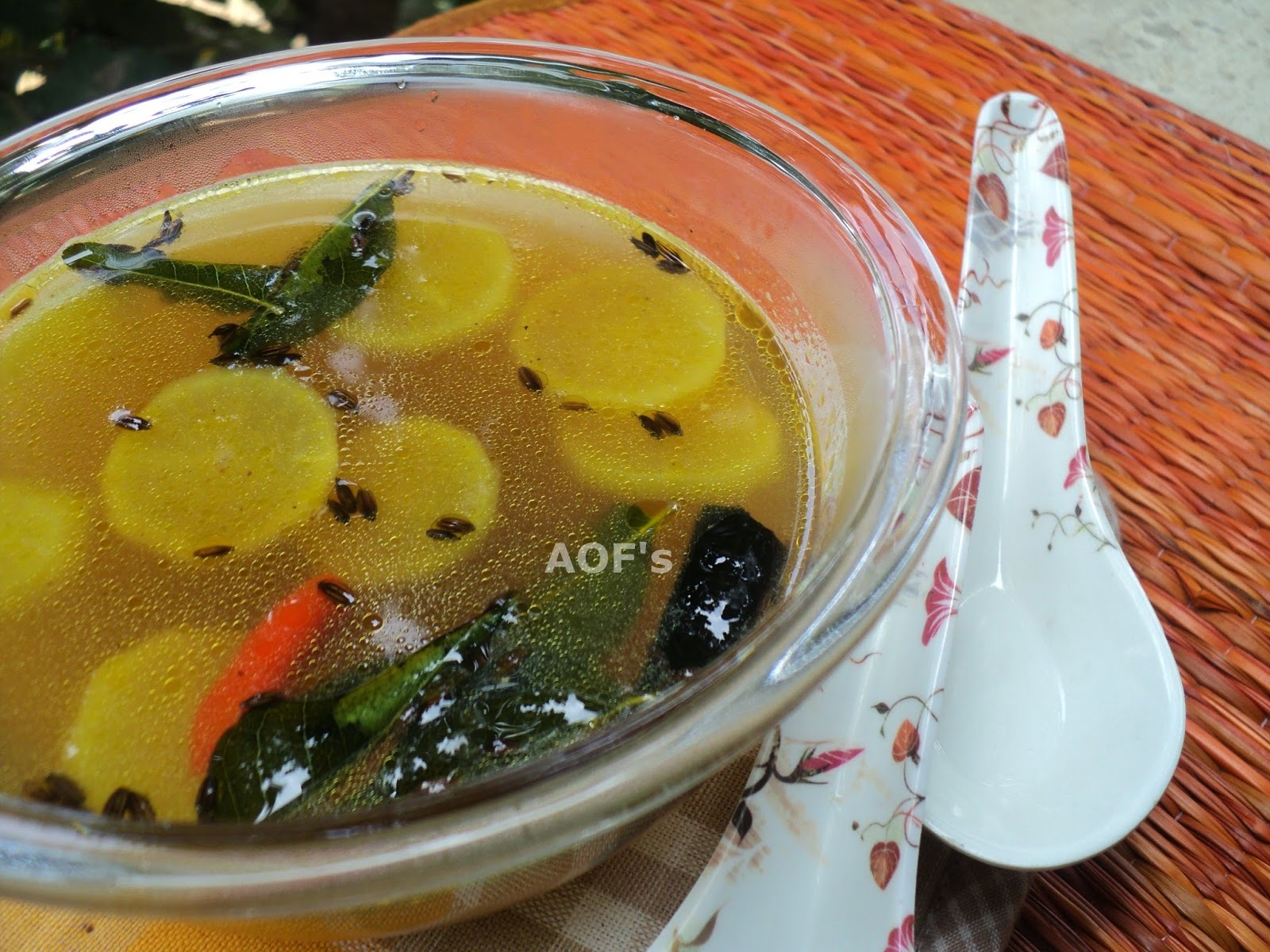 Gurubariya Ambila ( A rustic vegetable soup from Odisha )