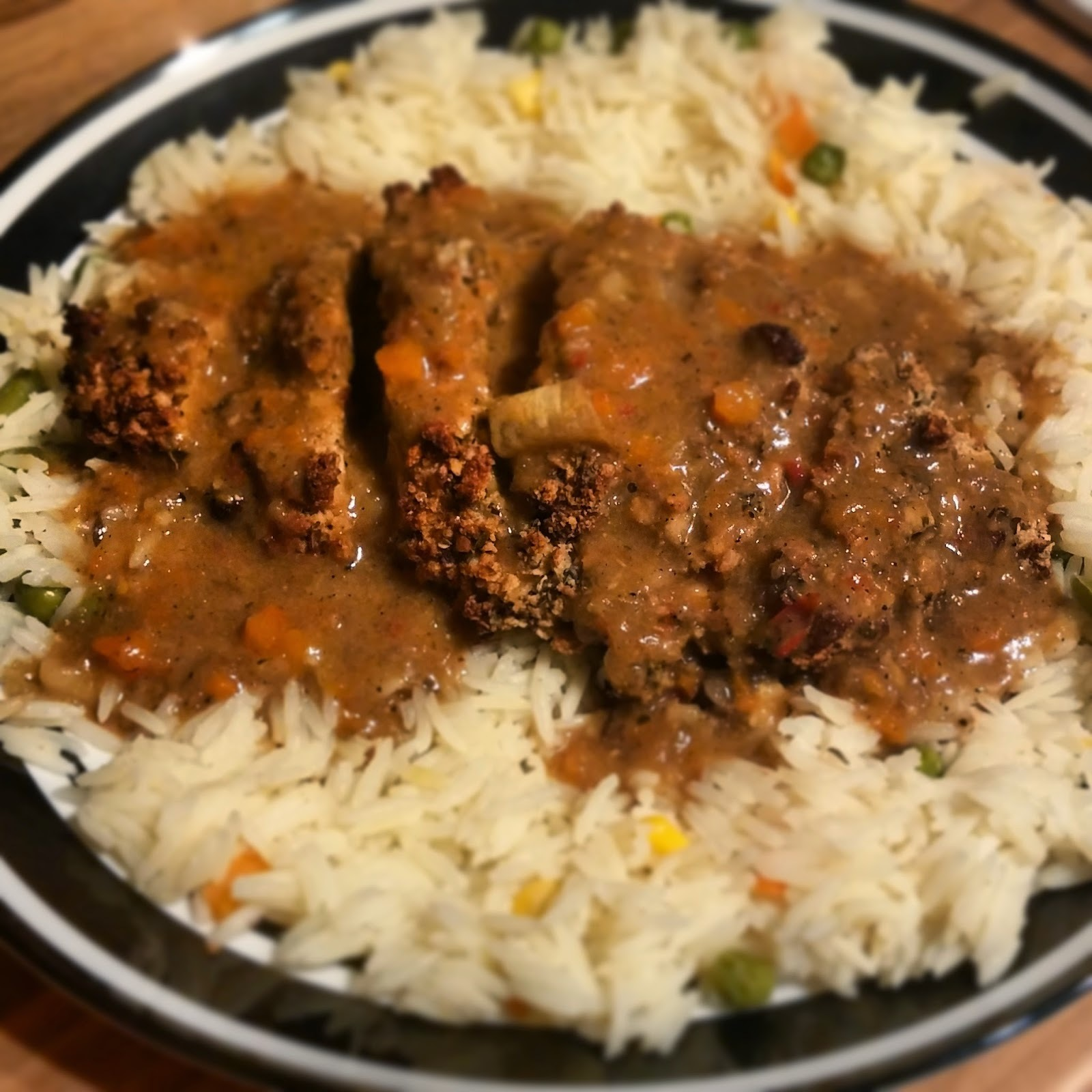 Recipe: Slimming World Chicken Katsu Curry