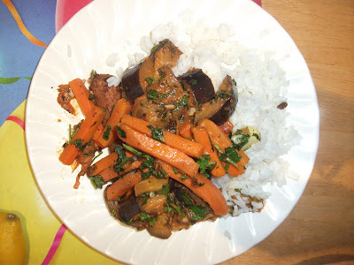 Recipe - Moroccan Carrot Salad, Zaalouk