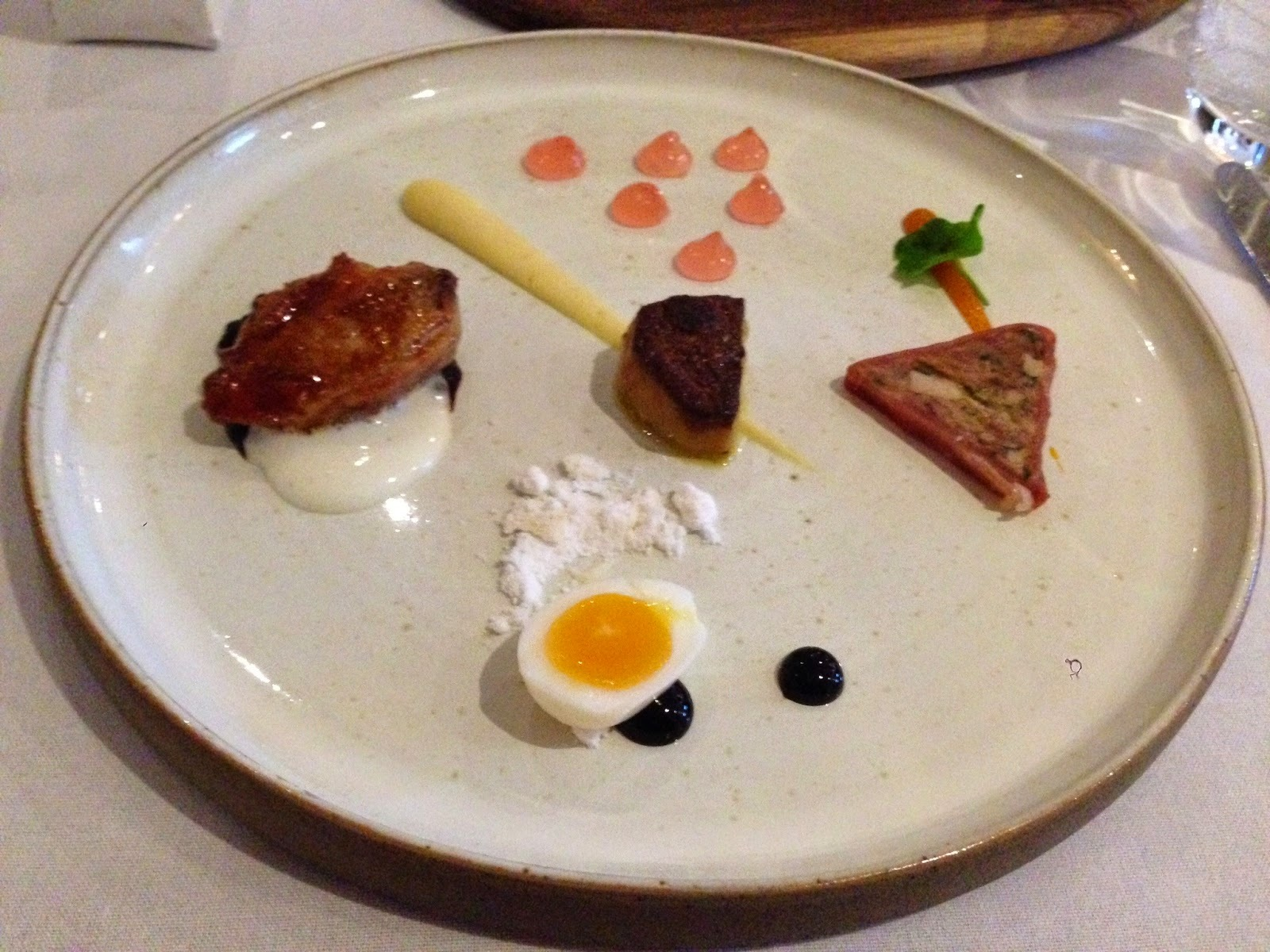 Review : Dinner at MacNean House
