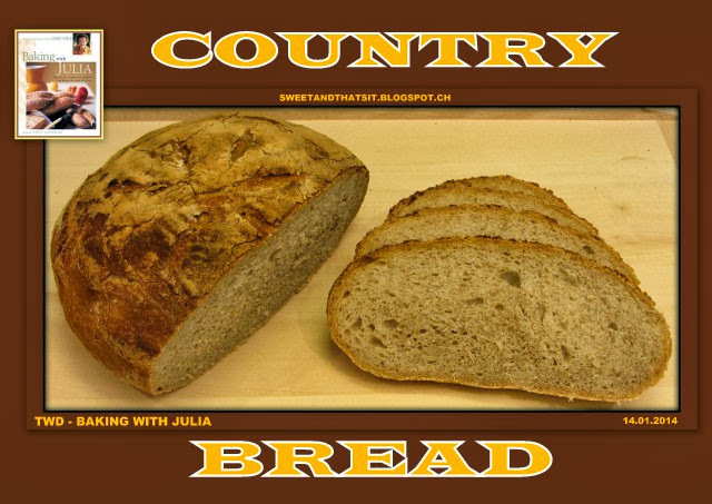 Country Bread - Pane Paesano