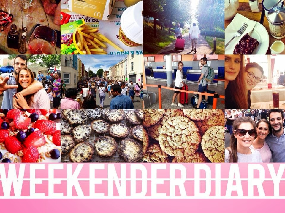 Bumper Weekender Diary Special & Technology Meltdown
