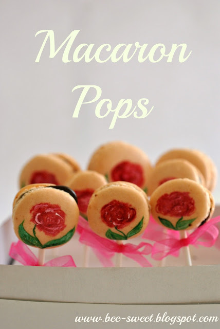 Macaron Pops  (with english version)