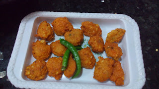 Mixed dal bhajia |No onion mixed dal pakora marathi recipe