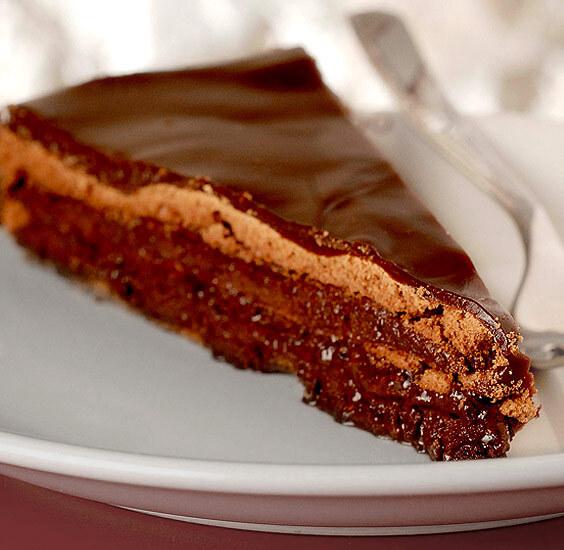 O melhor bolo de chocolate do mundo!