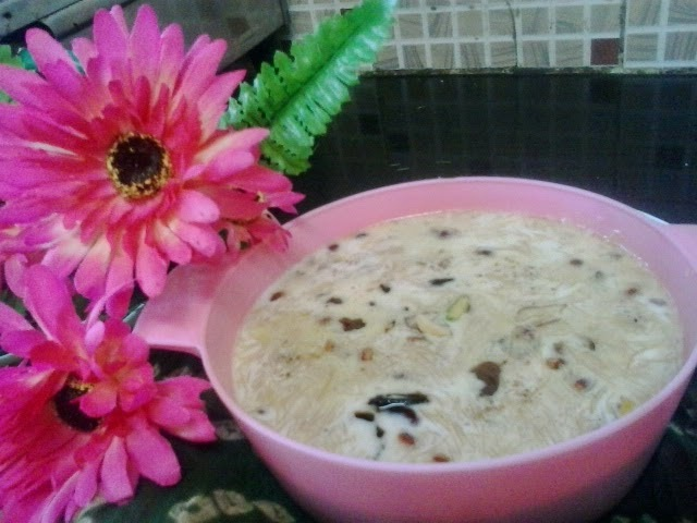 Sheer Kurma recipe