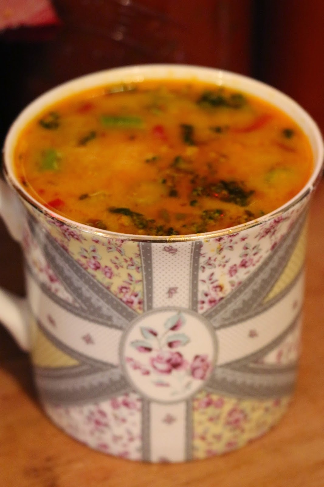 TOM YUM CUP OF SPEEDY SOUP