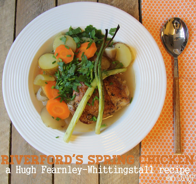 Riverford's Spring Chicken: A Hugh Fearnley-Whittingstall Recipe
