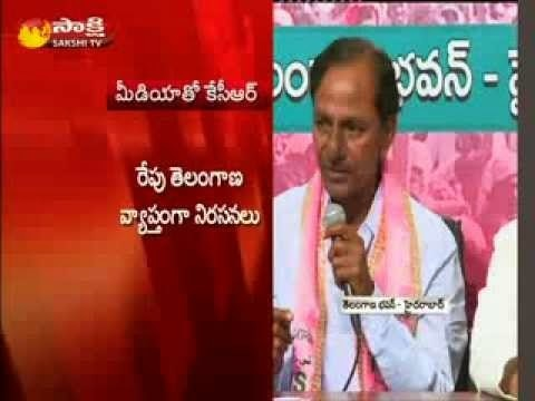 CM Designate KCR calls for Telangana bandh tomorrow