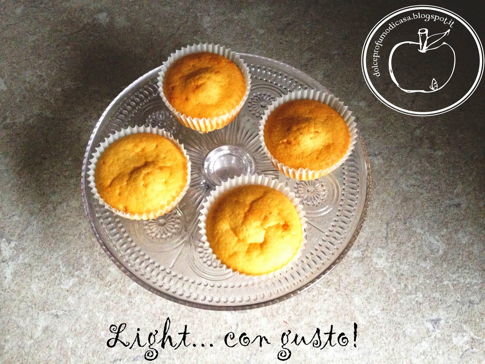 Light con gusto: tortini allo yogurt