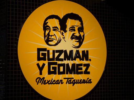 Lunch Sized Adventures - Guzman Y Gomez