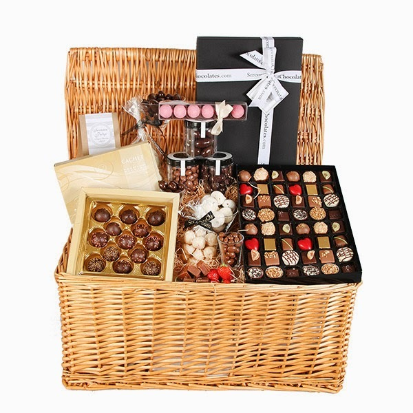 Win a Luxury Chocolate Hamper!