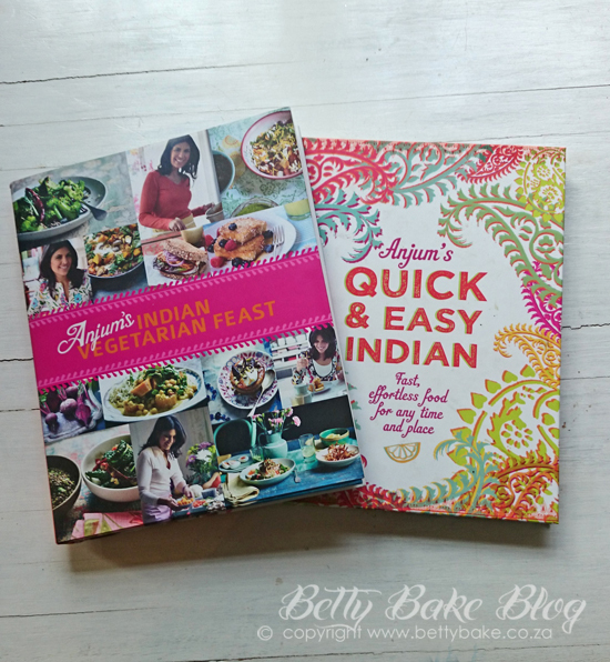 REVIEW ANJUMS  QUICK AND EASY INDIAN COOKBOOK