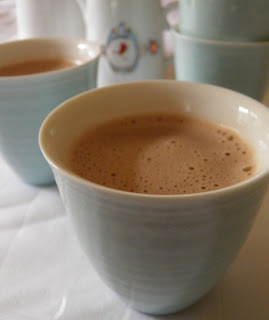 Friday Lush:  Mexican Hot Chocolate