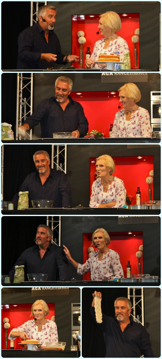 An Interview with Paul Hollywood and Mary Berry
