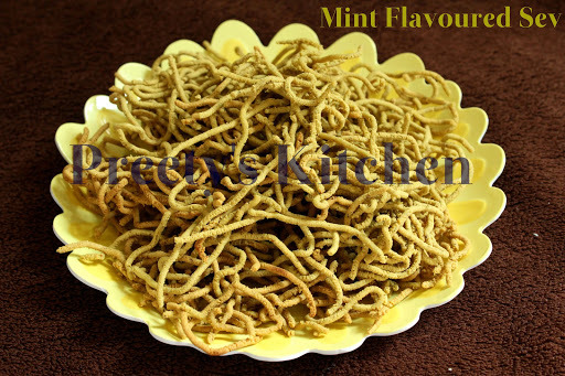 Mint Flavoured Sev/Sirni/Mixture