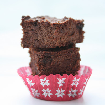 Cauliflower Brownies (Low Carb & Gluten Free)