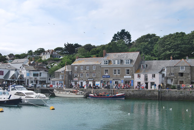 Rick Stein's Padstow and a day of sea bass