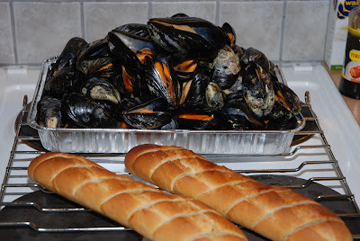 Sunny Bay mussels