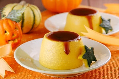 Pudding de calabaza