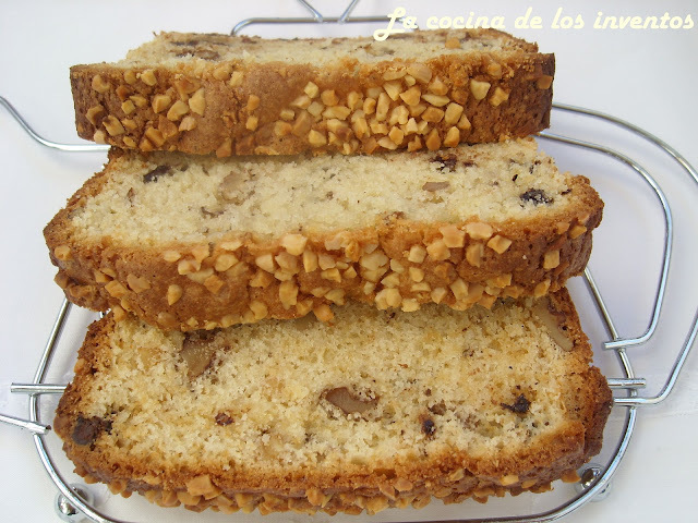 Plum Cake con Nueces de California