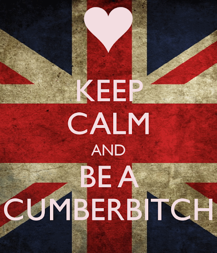 "Keep Calm and be a Cumberbitch - Receta: Cupcakes ""Sherlock"""