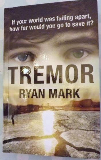 Book review : Tremor - Ryan Mark