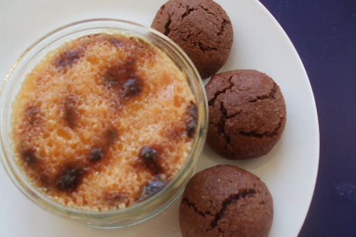come dine with me recipes desserts