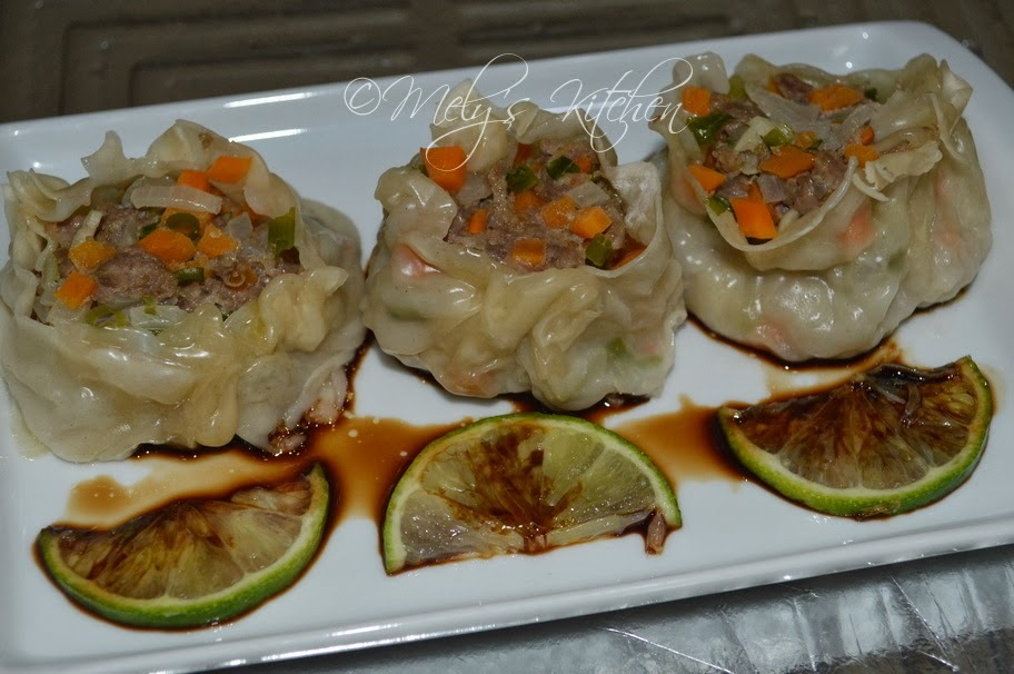 Mely's Kitchen Siomai