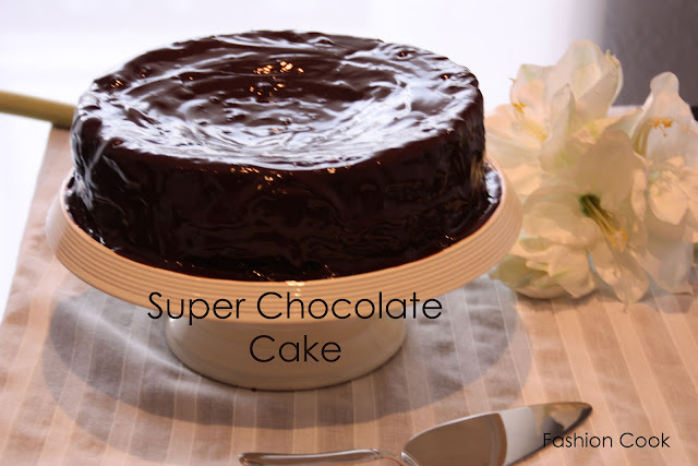 Super Chocolate Cake