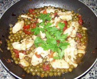 ricette di verdesca come si cucina - mytaste - Come Si Cucina La Paella Surgelata
