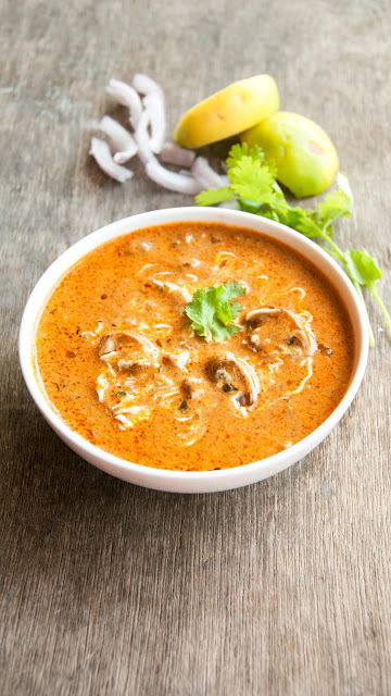 Takeaway style Curry Base Gravy / Mother Sauce for Indian Butter Masala