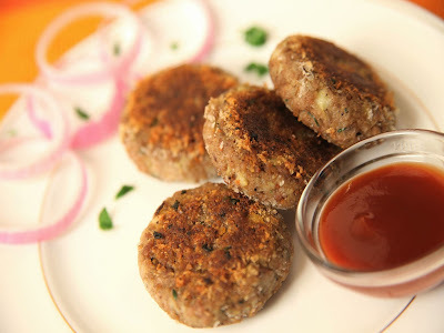 """Easy Mutton Tikki Recipe..."""