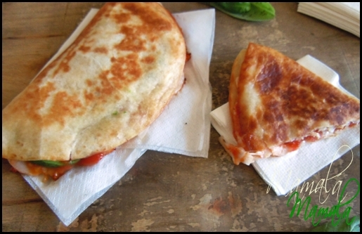 "Quesadillas ""Slow food"""