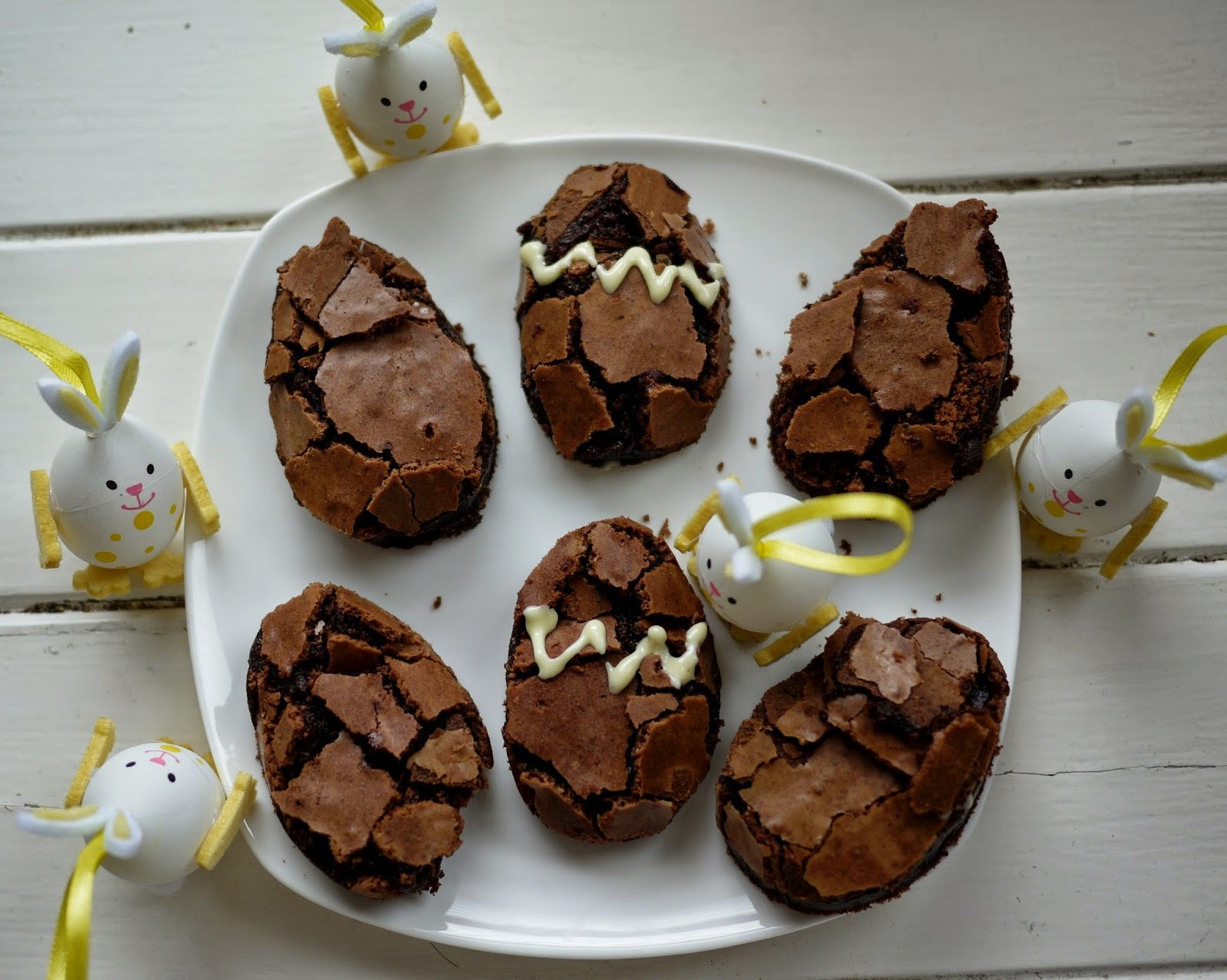 Easter Egg Brownies with Waitrose #GoodEgg