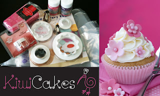Cupcake decorating demo on Yazoom today