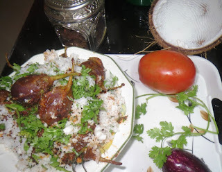 Brinjal Curry (Ennegaai)