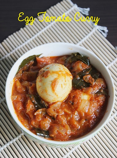 egg curry without tomato and coconut