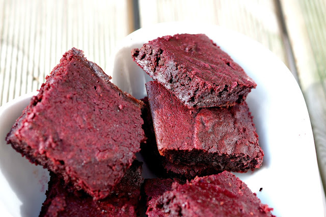BEETROOT BROWNIES | TOO GOOD TO SHARE
