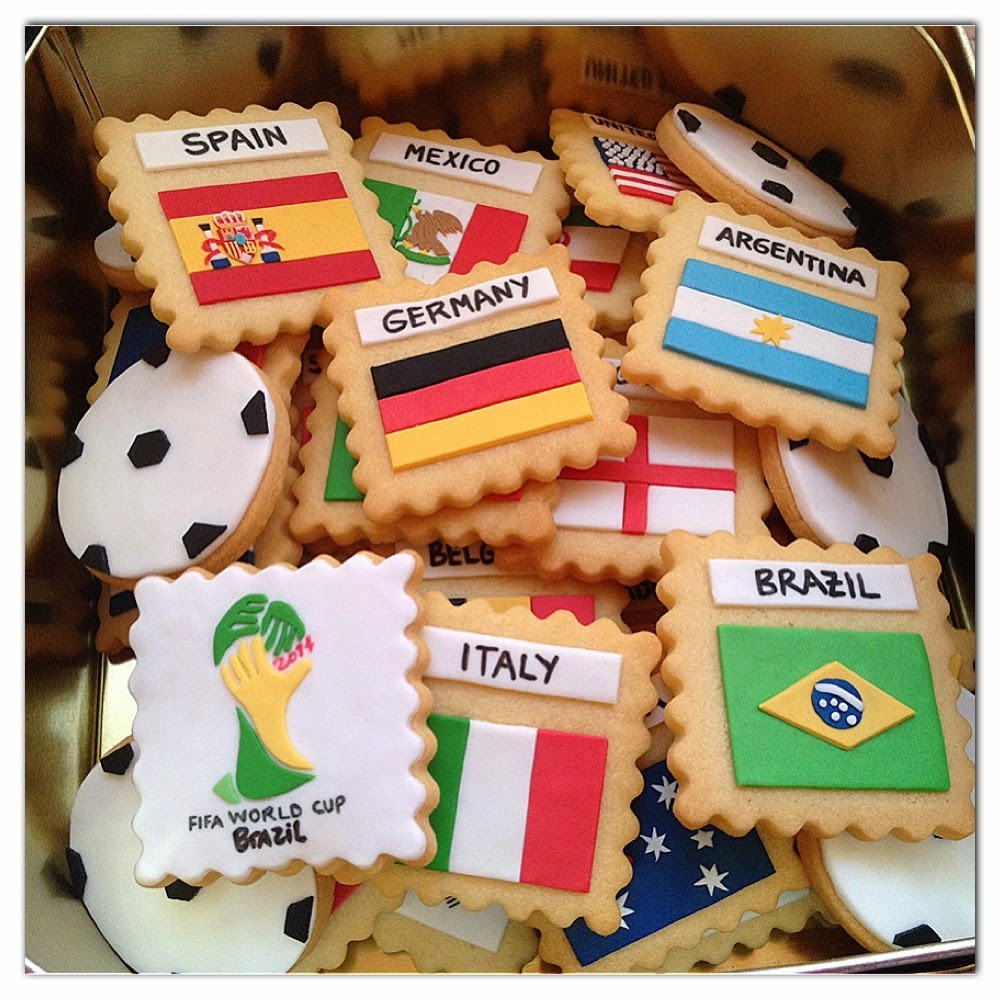 FIFA World Cup Brasil 2014 Cookies