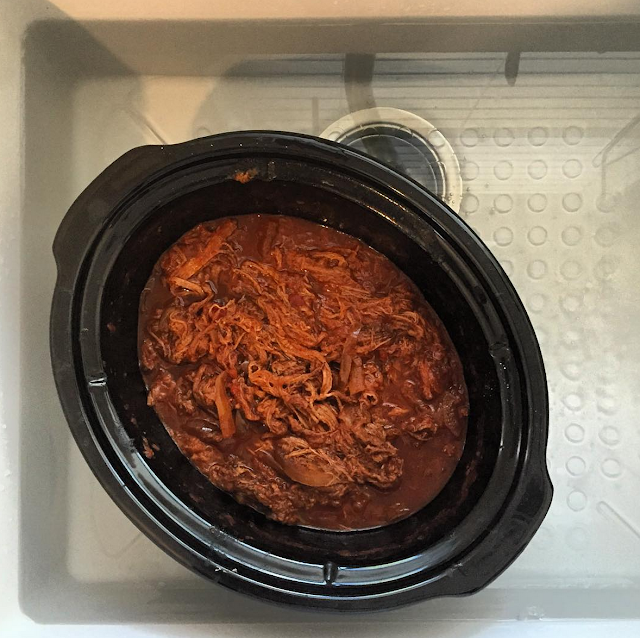 Slow Cooker Beef Ragu as seen on The Rhode Show
