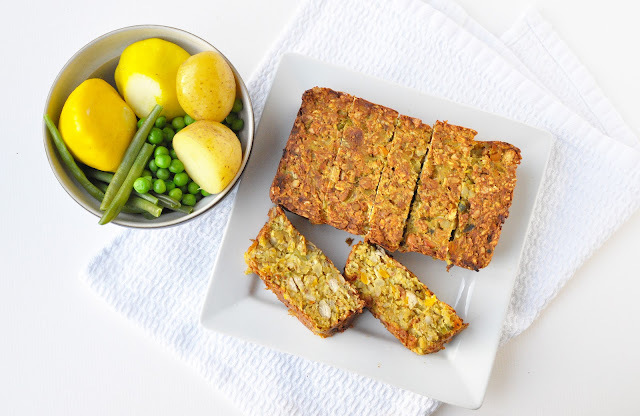 The classic nut roast
