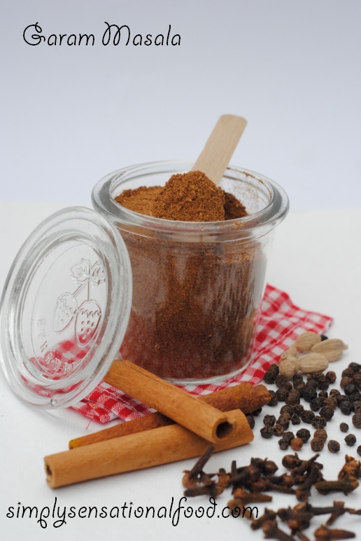 Garam Masala and Coffee Grinder from Qwerkity