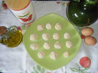 BOLITAS DE QUESO CAMEMBERT