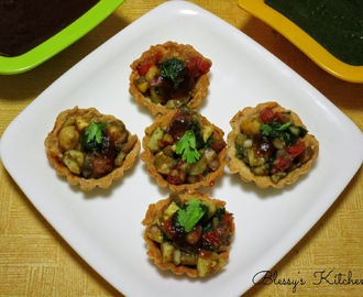 Vegetable canap s recipes mytaste for Canape fillings indian