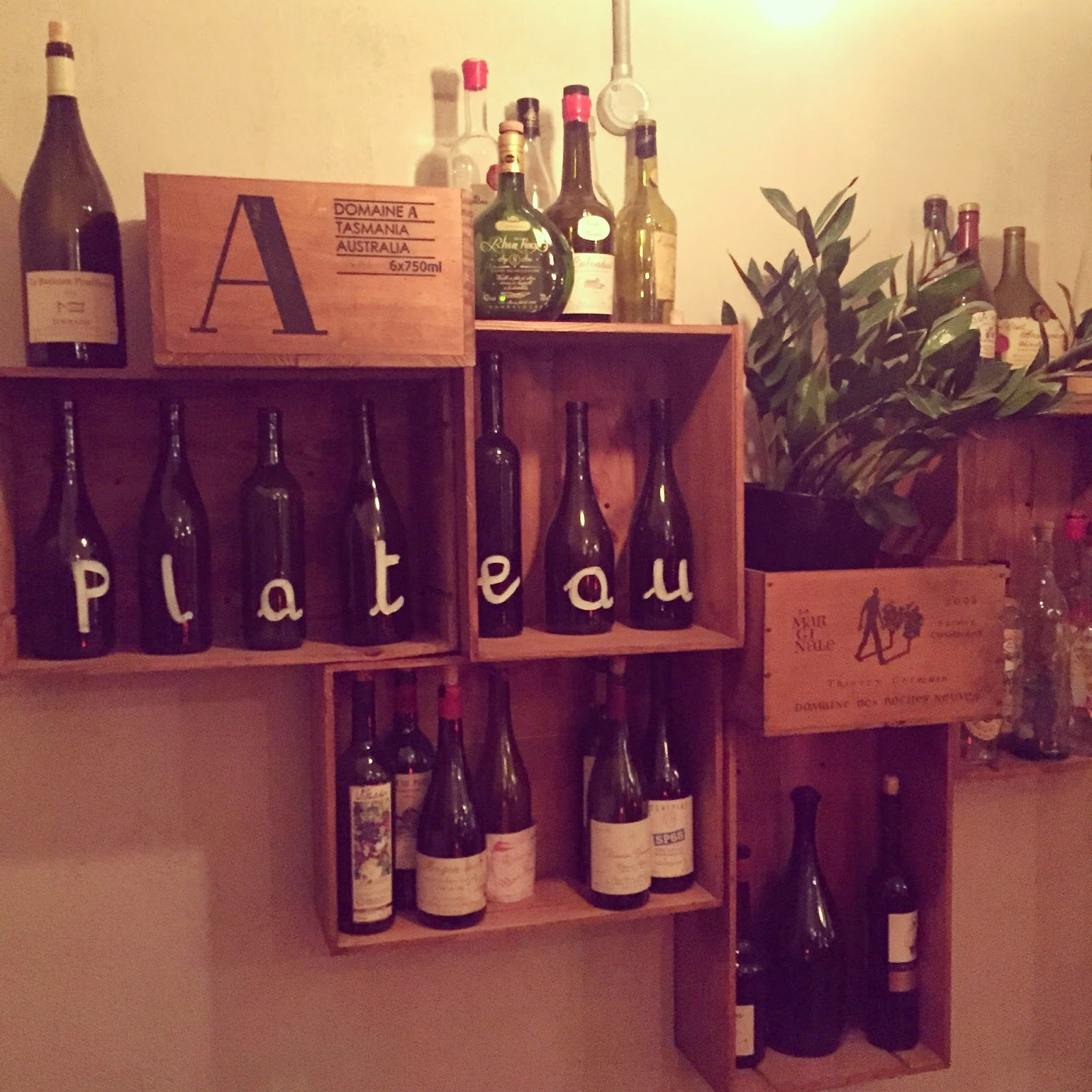 Review: Plateau, Brighton