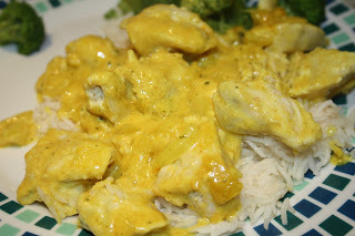 slimming world chicken korma